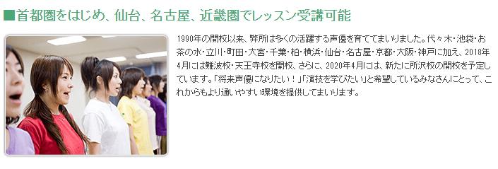 日本ナレーション演技研究所の画像2